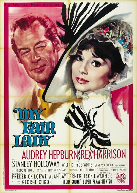 audrey hepburn movie posters added to the picture gallery everything audrey hepburn. Black Bedroom Furniture Sets. Home Design Ideas