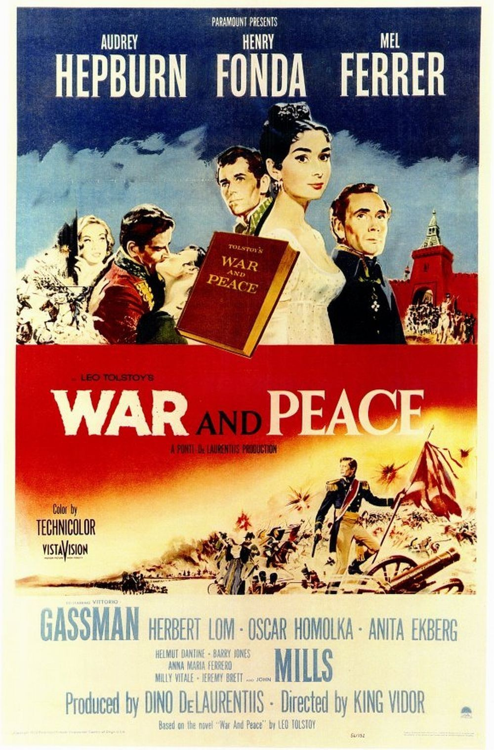 Audrey Hepburn Movie Posters Added to the Picture Gallery ...