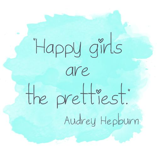 Inspirational Quote by Audrey Hepburn