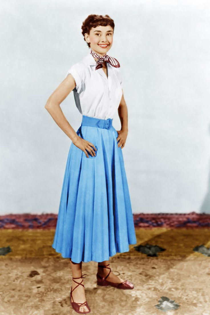 4 Great Audrey Hepburn Halloween Costume Ideas!