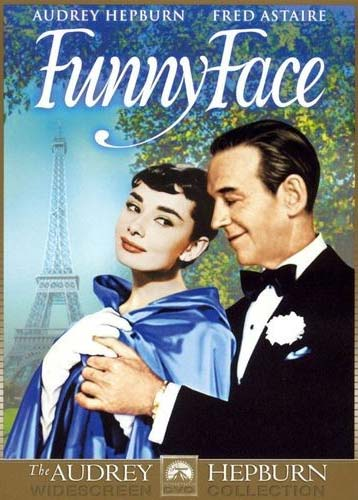 Funny Face Audrey Hepburn Movies