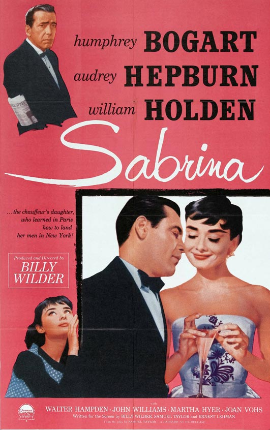 Sabrina - Best Audrey Hepburn Movies
