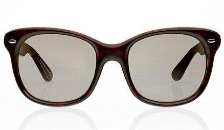 Audrey Hepburn Glasses look alike 2