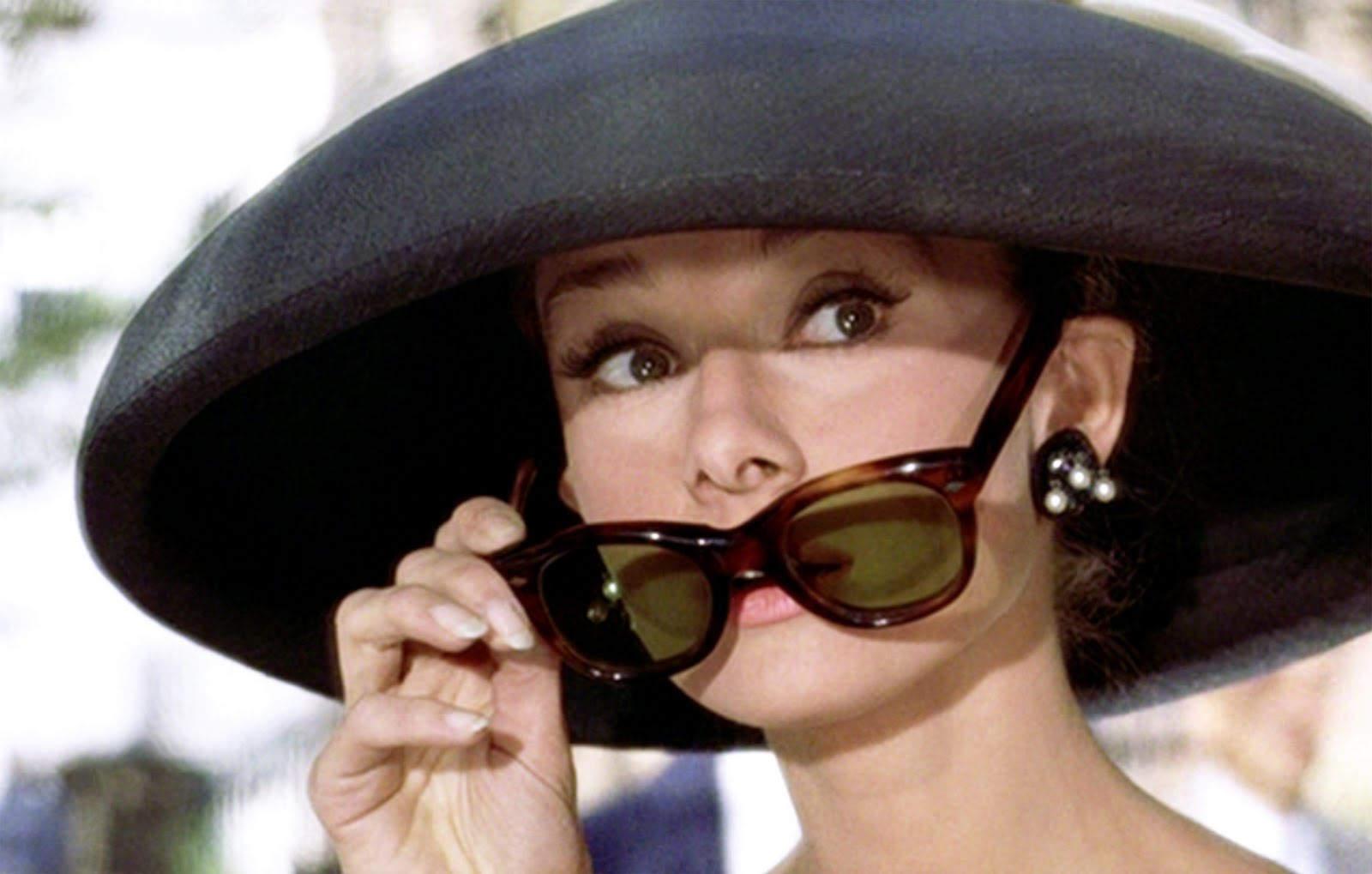 audrey hepburn sonnenbrille ray ban