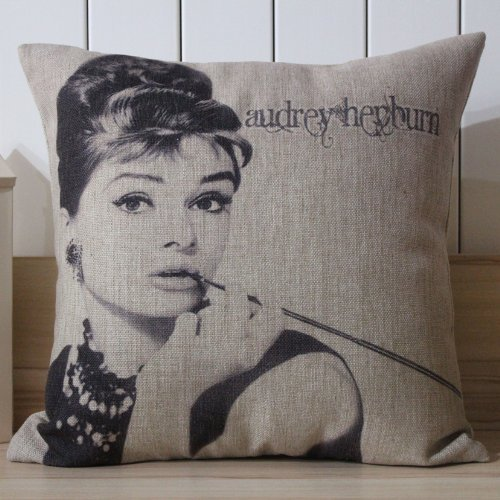 Get this Breakfast at Tiffany's Pillow!