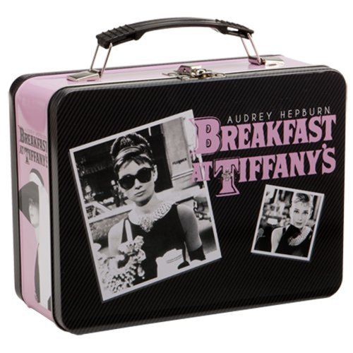 Get this Audrey Hepburn Lunchbox made out of Tin Metal!