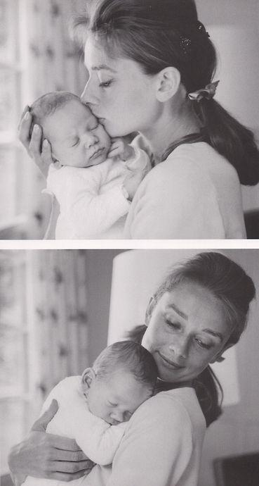 Audrey Hepburn Children (13)