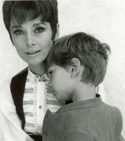 The Audrey Hepburn Children - Where are they now?