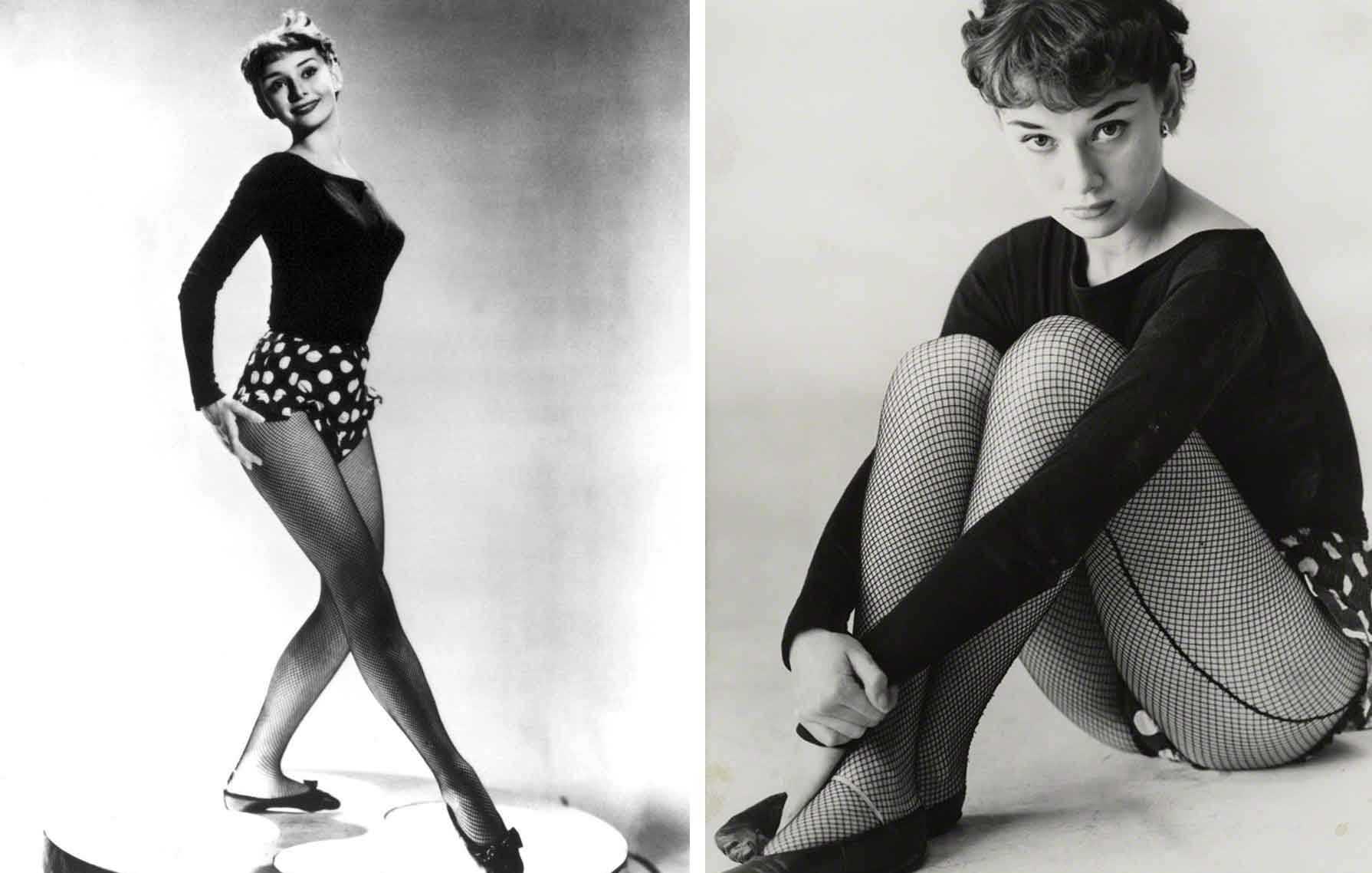 Audrey Hepburn Anorexia ?