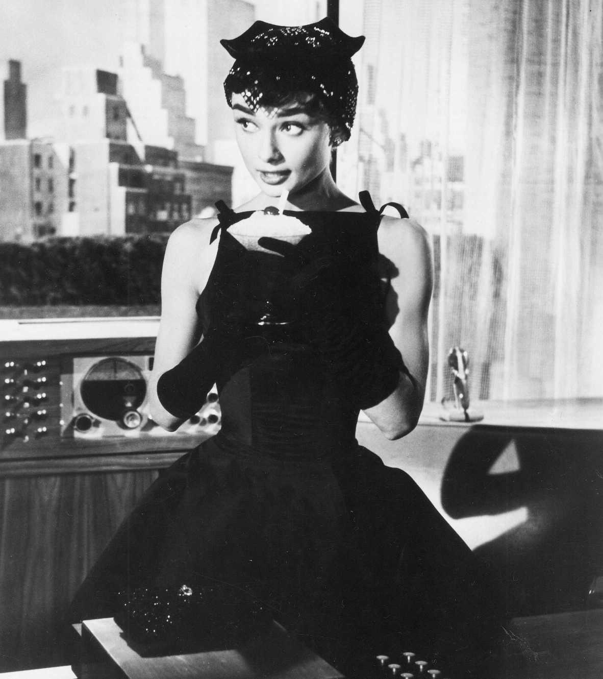 To wish Hepburn a happy birthday and help you celebrate this great lady in style, we have gathered a gaggle of this season's best little black dresses—from ruffled to strappy, lacy to sequined.