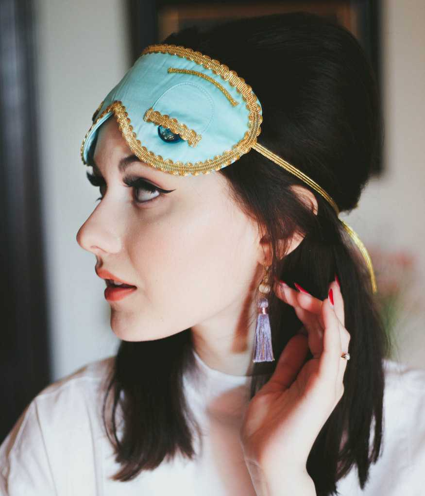 Best holly golightly sleep mask