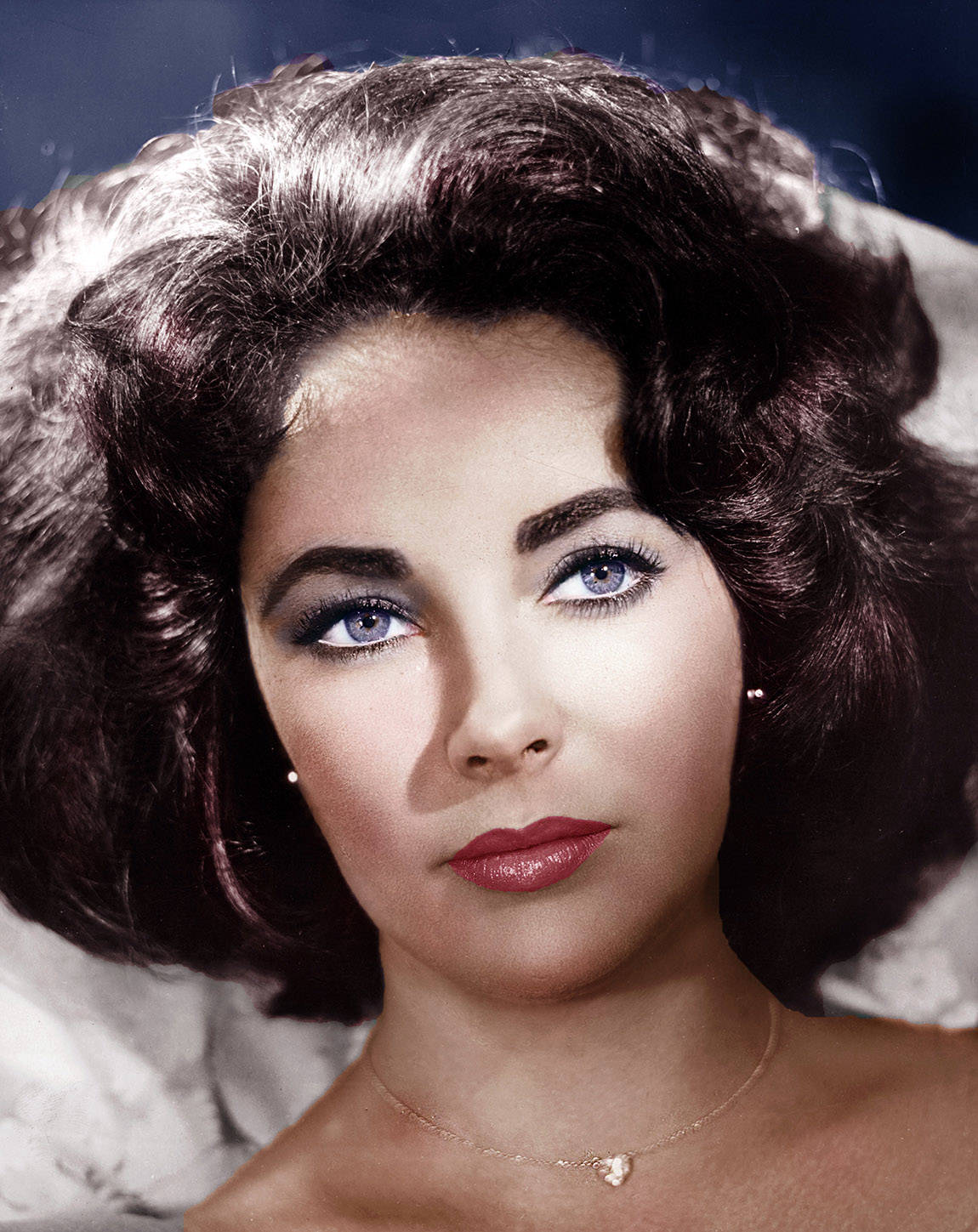 Perfect Elizabeth Taylor Eyes Makeup Eyelashes Amp Eye
