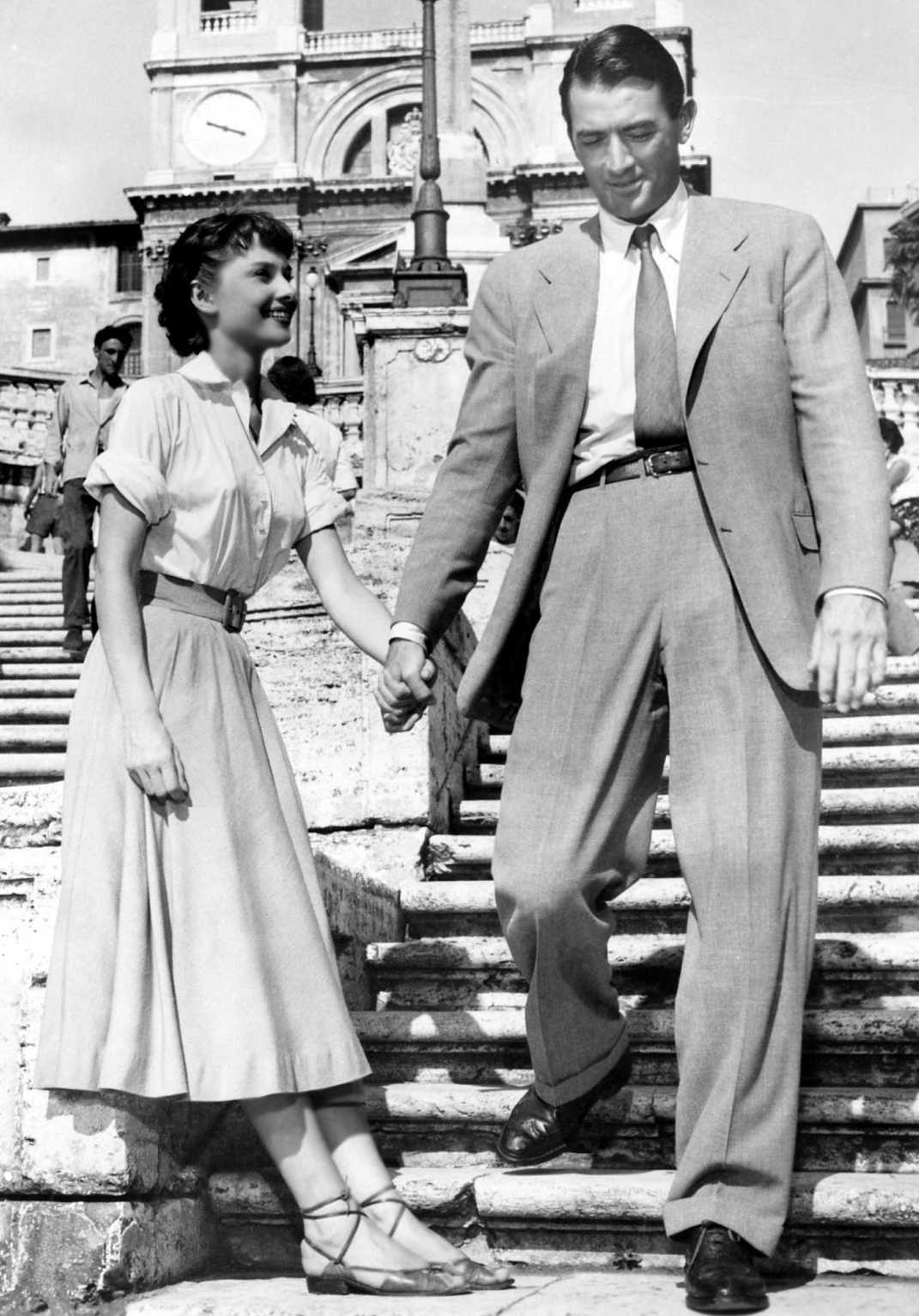 Audrey Hepburn Shoes Sandals in Roman Holiday