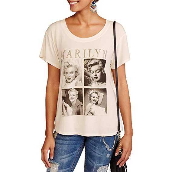 best Marilyn Monroe Shirts