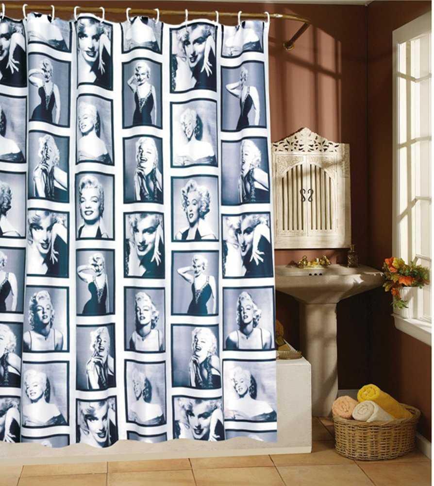 Marilyn Monroe Shower Curtain Gift
