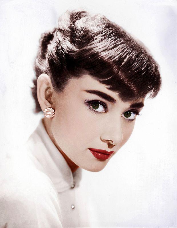 Audrey Hepburn Eyes