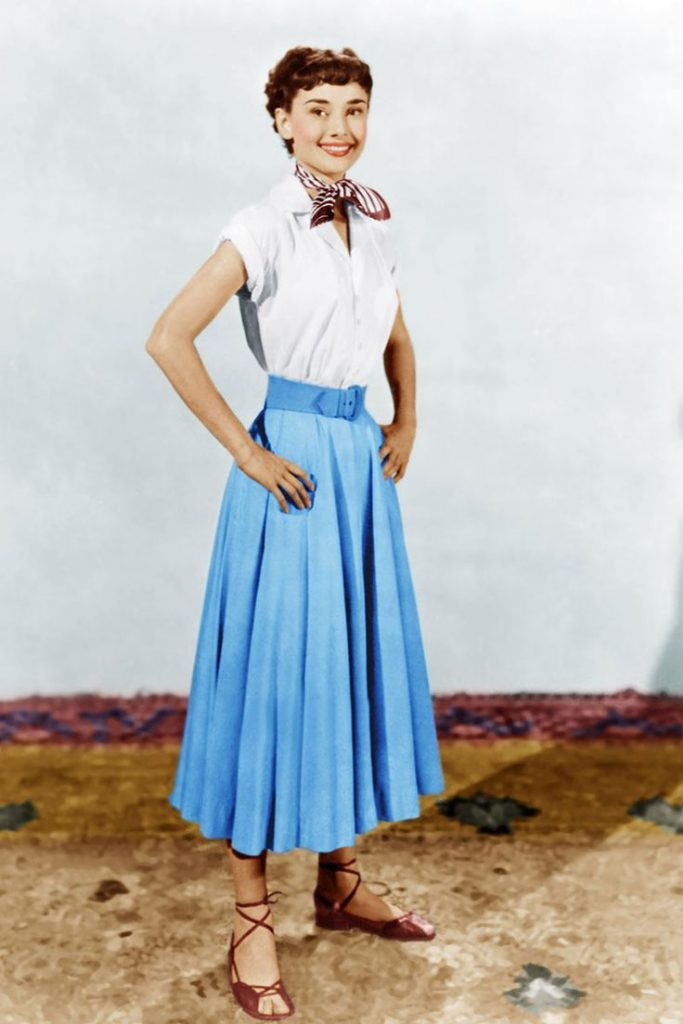 roman holiday costume