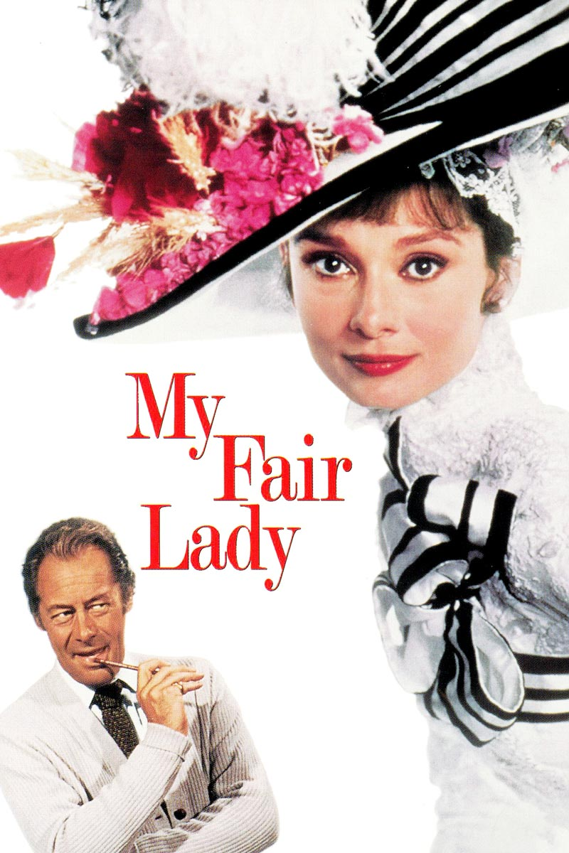My Fair Lady - Audrey Hepburn Movies