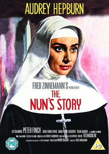 The Nun's Story - Audrey Hepburn Movies