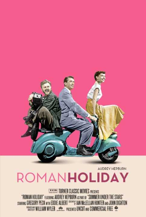 Roman Holiday - Best Audrey Hepburn Movies