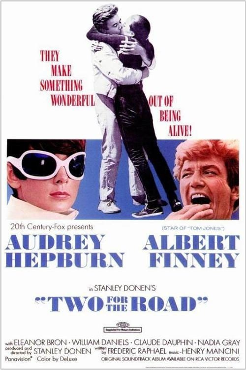 Two for the Road - Audrey Hepburn Movies