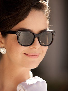Audrey Hepburn Glasses look alike