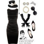 Audrey Hepburn Halloween Costume Ideas