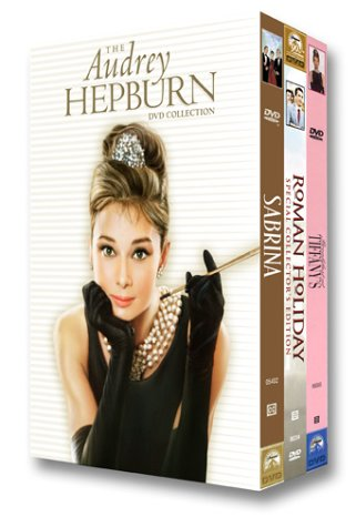 DVD set - audrey hepburn gifts