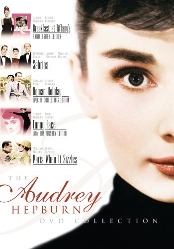 Audrey Hepburn DVD Collection