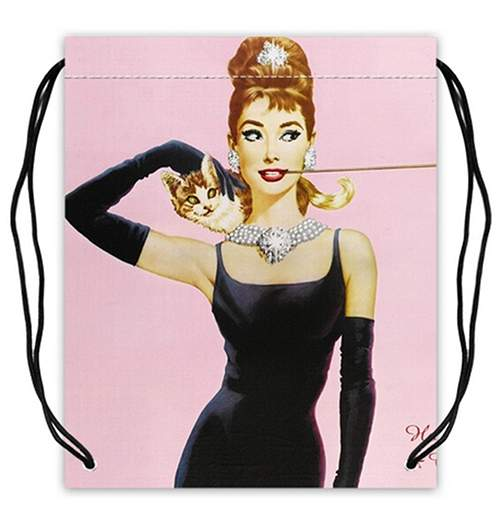 Get this Holly Golightly Tote Bag here