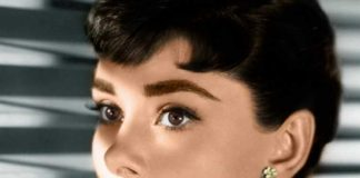 Audrey Hepburn Eyebrows - Sabrina Feature