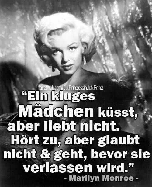 18 Besten Marilyn Monroe Zitate In Deutsch