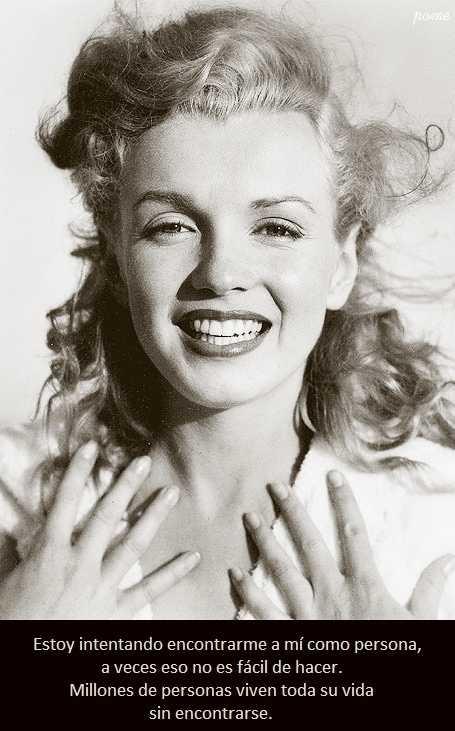 31 Frases De Marilyn Monroe Estos Son Los Mejores