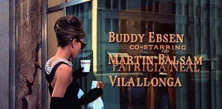 Breakfast at Tiffany's Movie Scenes Opening Credits
