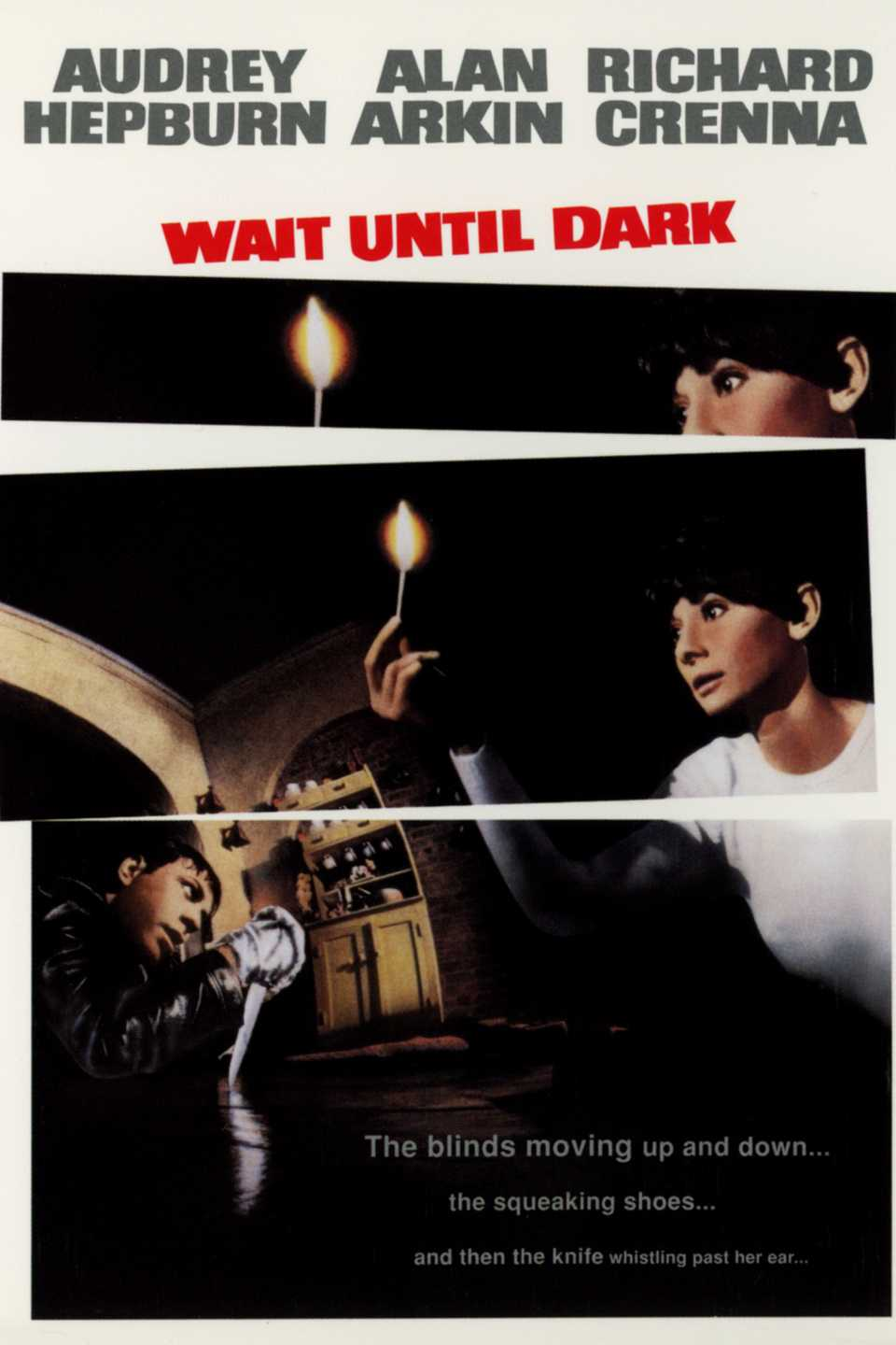 Wait until dark - Audrey Hepburn Movies