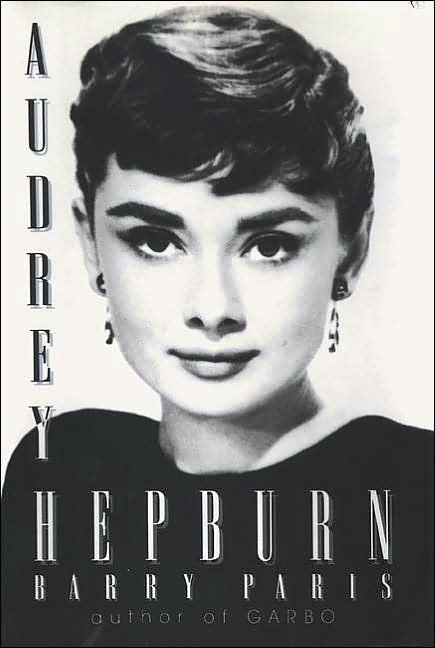 Audrey Hepburn Books - by Barry Pari