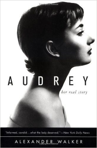 Audrey Hepburn Books - Her Real Story