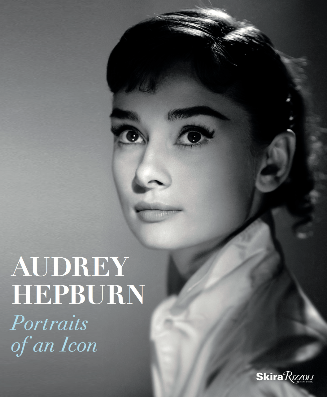 Audrey Hepburn Books - portrait of an icon