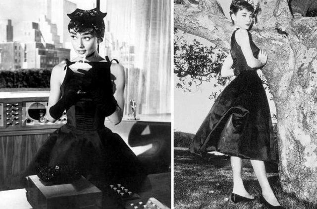 The Top 5 Most Glamorous Audrey Hepburn Dresses