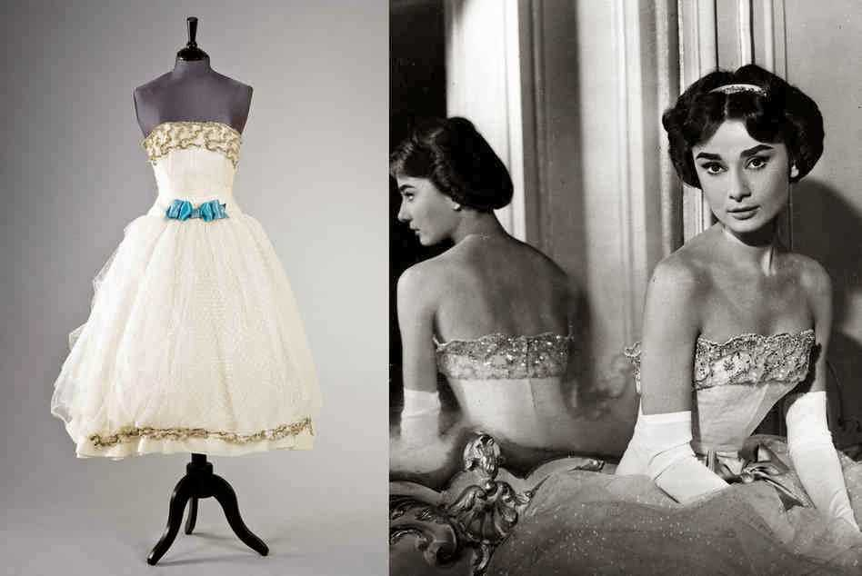 Love In The Afternoon Dress Everything Audrey Hepburn
