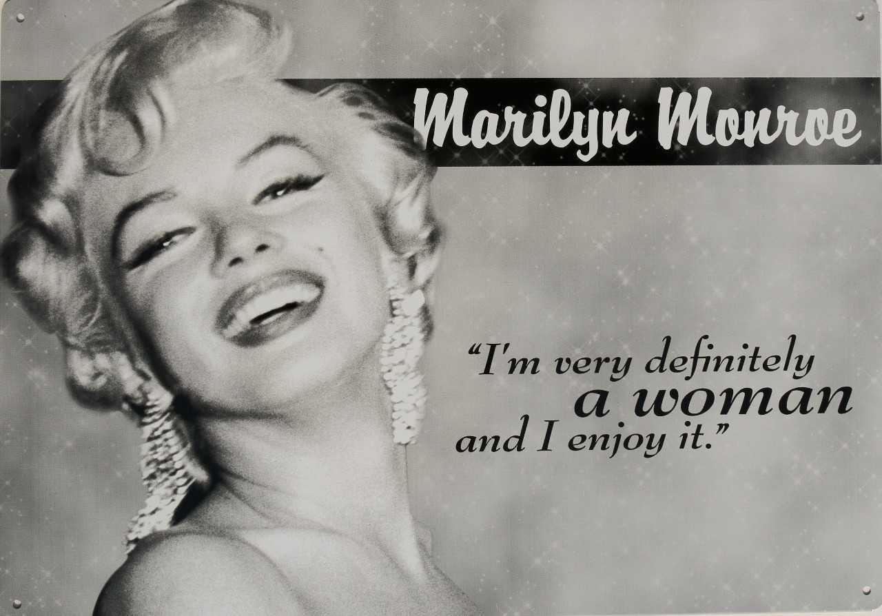 Marilyn Monroe Zitate