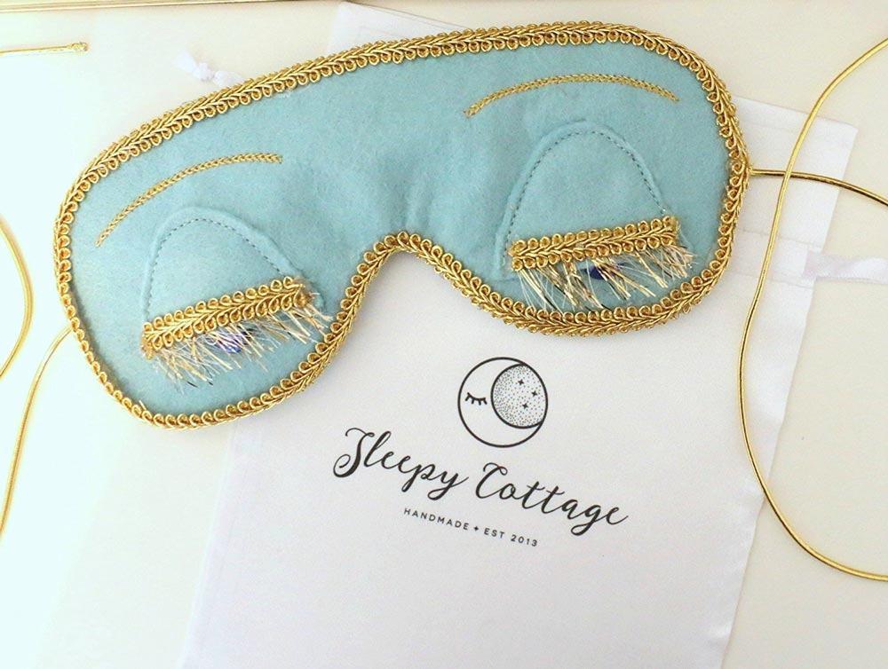 1e0f1ec420a28 Buy the Cutest Holly Golightly Sleep Mask from Breakfast at Tiffany's