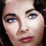 Elizabeth Taylor Eyes - Close up