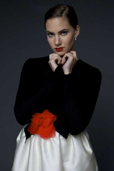 Emma Ferrer - Harper's Bazzar Photo Shoot